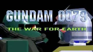 Gundam 0079: The War for Earth Trailer