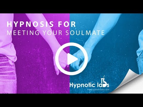 Hypnosis for Manifesting your Twin Flame or Soulmate (Guided Hypnosis)