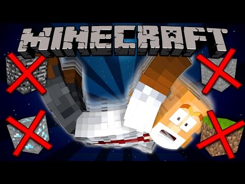 Thumbnail: If There was NO Ground - Minecraft