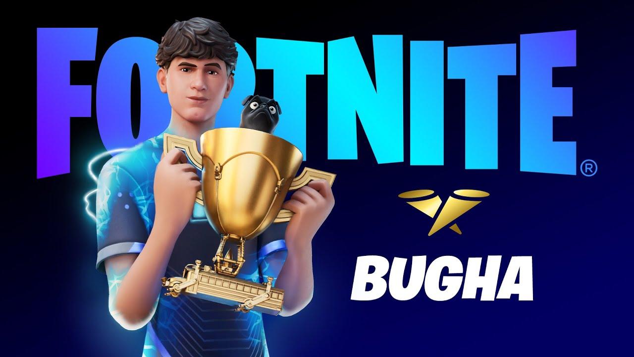 К Звёздной серии Fortnite присоединяется Bugha