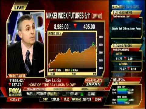 "Ray Lucia on Fox Business ""Bulls and Bears"""