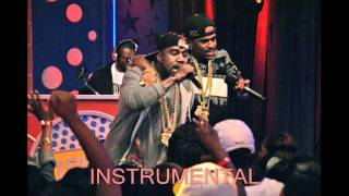 OFFICIAL INSTRUMENTAL - Big Sean Ft KanYe West - Marvin Gaye and Chardonnay w/Lyircs
