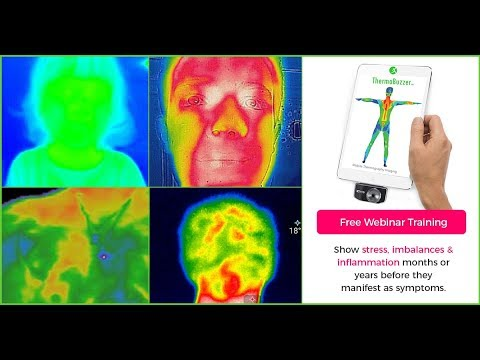 Webinar: Lifestyle Prescriptions and ThermoBuzzer Mobile Thermography Imaging
