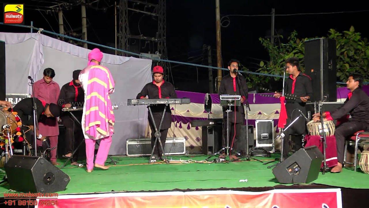 JAGRAN LIVE - 2015 || by PAMMA DUMEWAL at DORAHA (Ludhiana) || Full HD ||