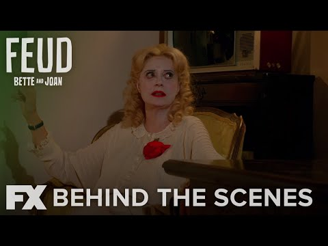 FEUD: Bette and Joan  Inside Season 1: Susan Sarandon as Bette Davis  FX