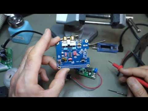 Ep 6 PiFi DAC Card Repair