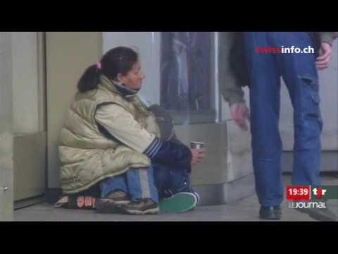 Crackdown on Roma using children to beg
