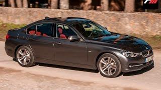 BMW Serie 3 Berlina y Touring 320d 2016 - Prueba revistadelmotor.es