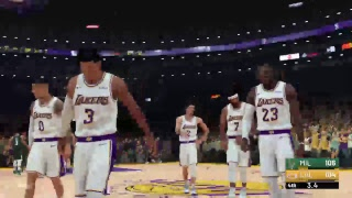 Lakers mygm episode #3