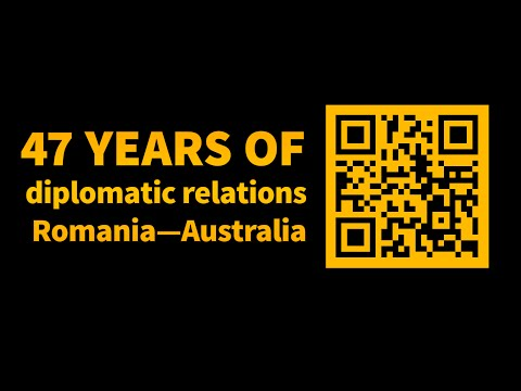 Costică Acsinte Archive: 47 years of diplomatic relations Romania—Australia