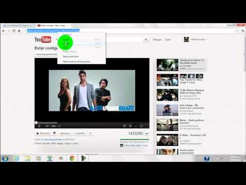 Transformar videos de youtube a mp3 online