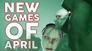 Top 10 NEW Games of April 2017