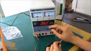 Review Power Supply UD 1505TA 5 Amper Original