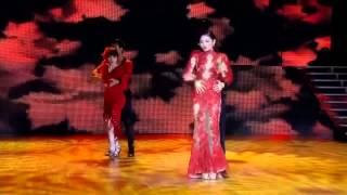 Thu Ca (Tango) _Lệ Quyên BƯỚC NHẢY HOÀN VŨ Liveshow 3 Dance Choreo By ABC Dance Group