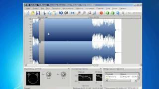 Редактирование аудиофайла в Nero Wave Editor (26/34)
