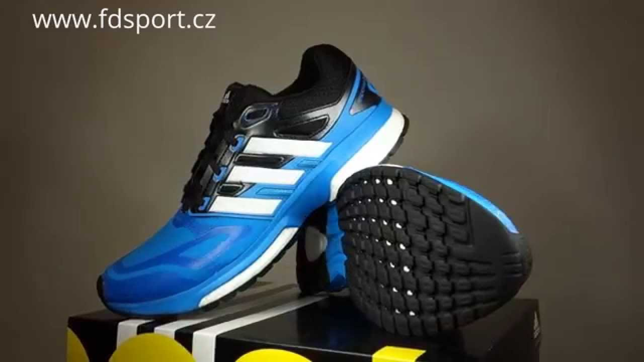 zapatilla adidas response boost tech 23
