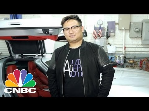Chinese Millionaires Go To This Guy For Exotic Cars | CNBC