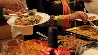 How To Eat Indian Style: Parties & Festivals