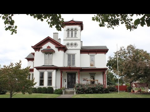 Exploring Local History - Lawrence County Museum