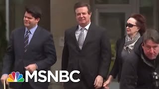 Manafort Trial Exposes Corrupt Workings Of President Donald Trump Transition | Rachel Maddow | MSNBC