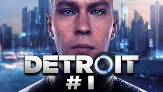 Super Best Friends Play Detroit: Become Human (Part 1)