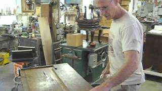 Cleaning An Antique Maple Chest - Thomas Johnson Antique Furniture Restoration