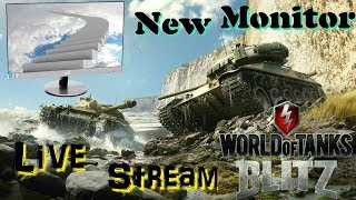 LIVE - World Of Tanks Blitz Training Room Fun