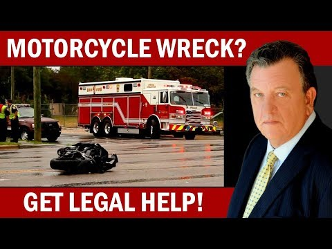 Motorcycle Accident Lawyer in Cary NC (877) 695-0835 Biker Personal Injury Attorney Law Firm