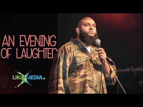 An Evening of Laughter - Azhar Usman, Preacher Moss and Mo Amer | likeMEDIA.tv