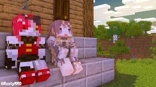 【MINECRAFT】MAKING A HOUSE FOR ANYA!!!【Hololive Indonesia 2nd Gen】