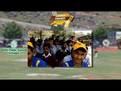 Finale of Junior Cricket Championship