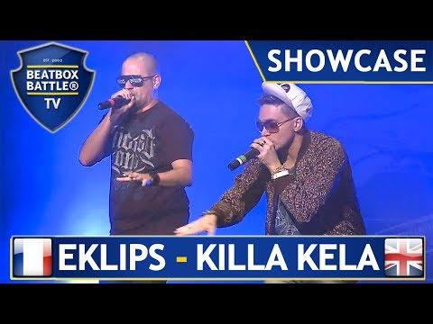 Eklips & Killa Kela - Showcase - Beatbox Battle TV
