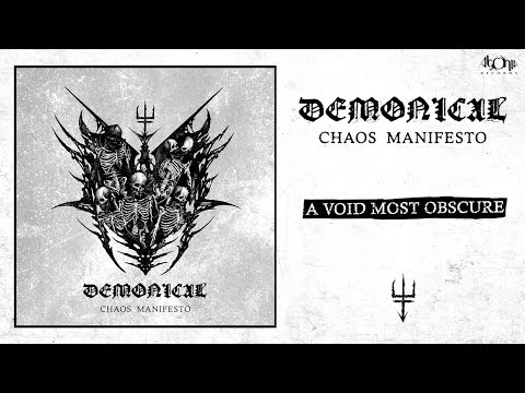DEMONICAL - A Void Most Obscure (Official Track Stream)