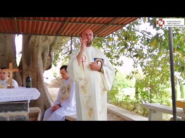 Izrael - Góra Błogosławieństw