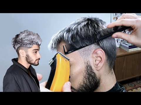 Zayn Inspired Haircut Touch Up | Men's Hair | My Hairstyles | Ruben Ramos