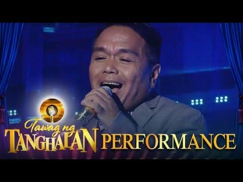 Tawag ng Tanghalan: Ranillo Enriquez | Sana'y Wala Nang Wakas (Day 3 Semifinals)