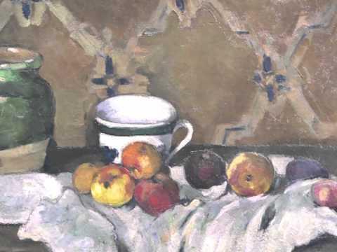 Cezanne's love affair with Paris
