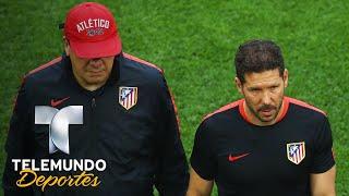 Todos reconocen a Diego Simeone, pero... ¿quién es ese tipo? | La Liga | Telemundo Deportes