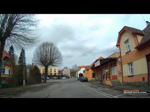 CZ: Lnáře (Schlüsselburg). Jihočeský Kraj. February 2017