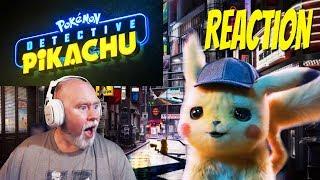 Pharaoh Reacts: POKÉMON Detective Pikachu REACTION - WHAT THE HECK??