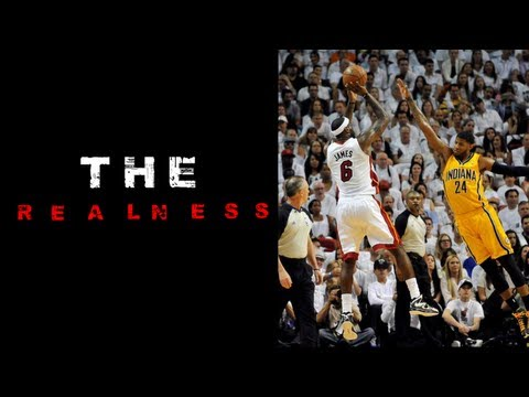 The Realness: Pacer vs Heat Game 1 was classic