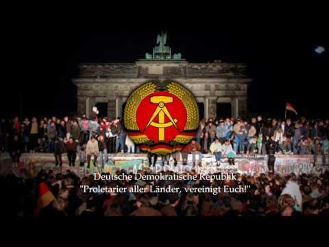 """National Anthem of East Germany (DDR) - """"Auferstanden aus Ruinen"""" (instrumental)"""