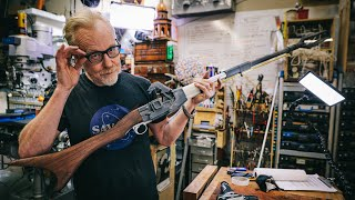 Adam Savage's One Day Builds: Mandalorian Amban Blaster Replica!
