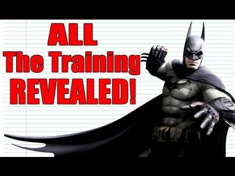 Batman's EXTENDED Origin