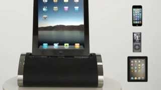 ihome id48 enceinte nomade avec batterie pr ipad iphone ipod