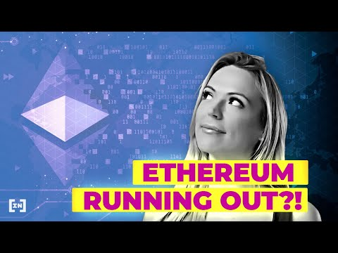 Ethereum Supply Running Out?! Will Ethereum Liquidity Crisis Push Price Up?
