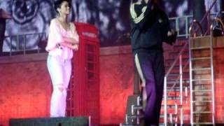 Chris Brown and Rihanna - Umbrella/Cinderella 03/01/09