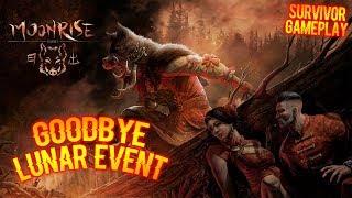 GOODBYE LUNAR EVENT 😭 - Survivor Gameplay - Dead By Daylight