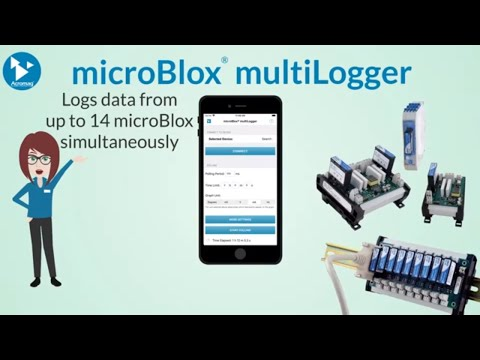 Acromag microBlox® multiLogger Demonstration Video