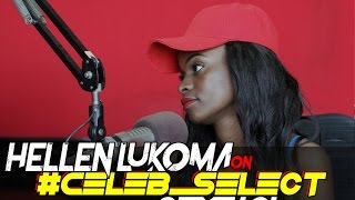 HELLEN LUKOMA ON CELEB SELECT WITH CRYSTAL (MAY 26th 2016 )